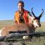 Wyoming antelope hunt